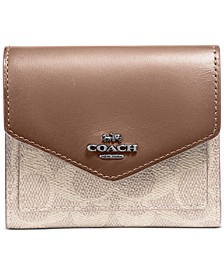 Small Signature Wallet