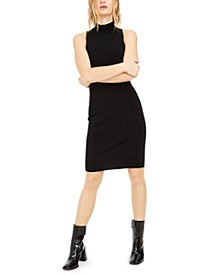 Mock-Neck Sweater Dress, Created For Macy's