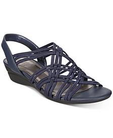 Rainelle Wedge Sandals