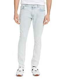 Men's Lewis Hamilton Slim-Fit Stretch Jeans