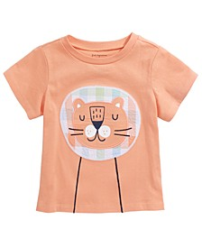 Baby Boys Tiger Graphic Cotton T-Shirt, Created for Macy's