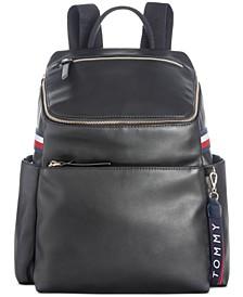 Annada Smooth Backpack