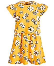 Toddler Girls Daisy Dress