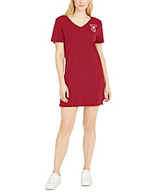 Logo Graphic T-Shirt Dress
