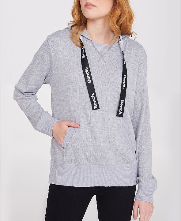 Bench Urbanwear Knitted Hoody