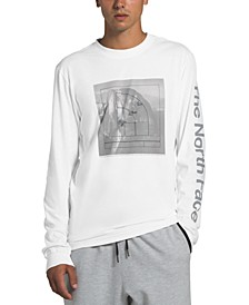 Men's Logometrics Long-Sleeve T-Shirt