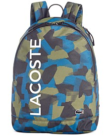 Men's Camo Backpack