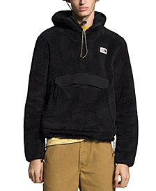 Men's Campshire Quarter-Zip Fleece Hoodie