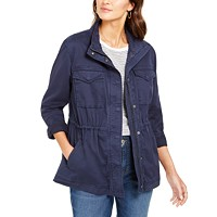 Deals on Style & Co Twill Jacket