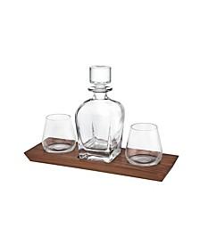 Hudson 4pc Whiskey Set