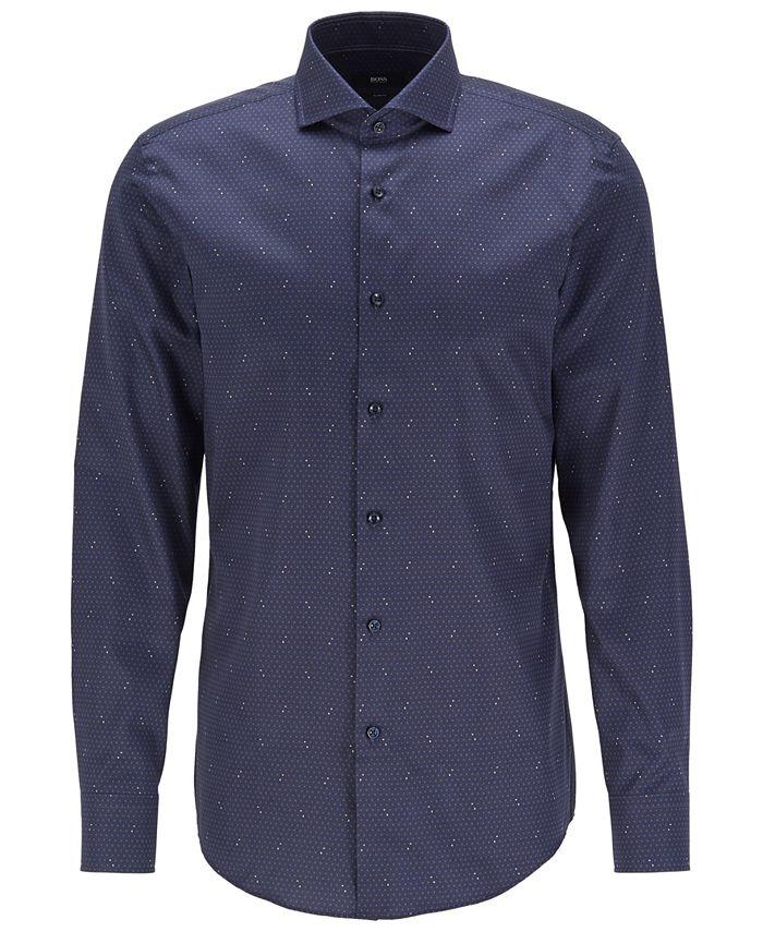 Hugo Boss - Men's Jason Slim-Fit Shirt