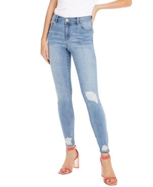 Rip & Repair Skinny Jeans