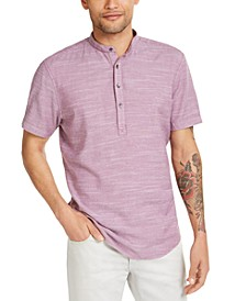 INC Men's Colored Cameron 2.0 Short Sleeve Shirt, Created for Macy's
