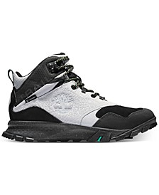 Men's Waterproof Garrison Trail Mid Hiker Boots