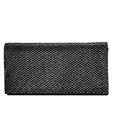 Zora Crystal Embellished Clutch