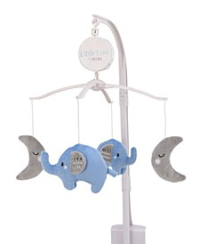 NoJo Elephants and Moons Musical Mobile