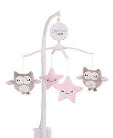 NoJo Owls and Stars Musical Mobile