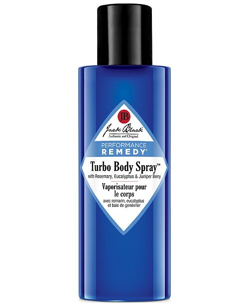 Jack Black Turbo Body Spray, 3.4-oz.
