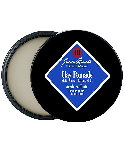 Jack Black Clay Pomade, 2.75-oz.