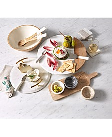 Mixed Material Serveware Collection