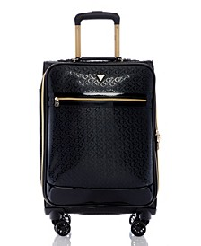 "Fashion Travel Rancho 20"" Softside Carry-On Spinner"
