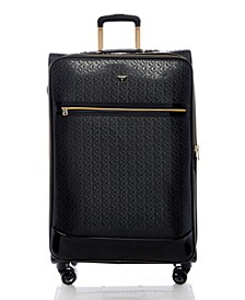 """Fashion Travel Rancho 28"""" Softside Check-In Spinner"""