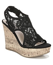 Vandalia Wedge Dress Sandals