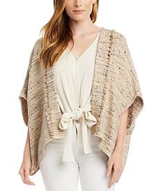 Tweed Kimono Jacket