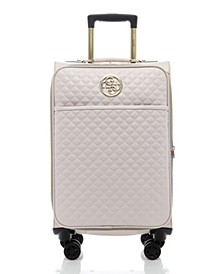 "G-Lux Travel 20"" Softside Carry-On Spinner"