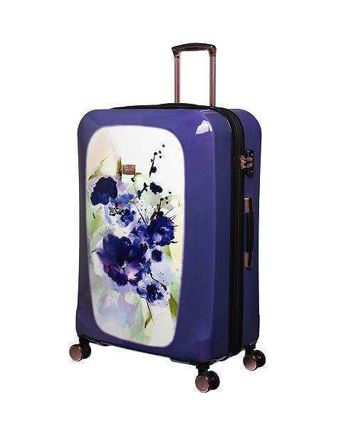 """it Girl 32"""" Gleaming Hardside Expandable Spinner Suitcase"""