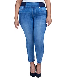 Trendy Plus Size The Ultra High-Rise Skinny Legging Jeans