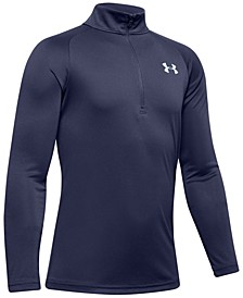 Big Boys UA Tech™ Half-Zip Training Shirt