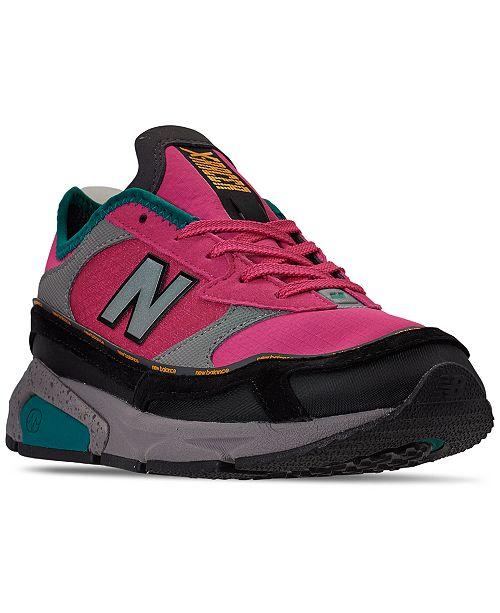 New Balance Women's X-Racer Casual Sneakers from Finish Line