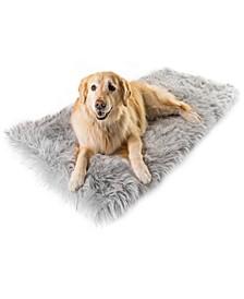 PupRug Runner Faux Fur Memory Foam Bed