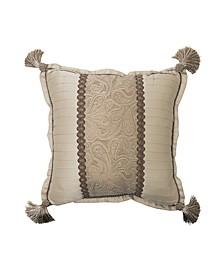 "Alexander 18"" Square Fashion Decorative Pillow"