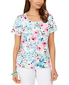 Floral Top, Created for Macy's