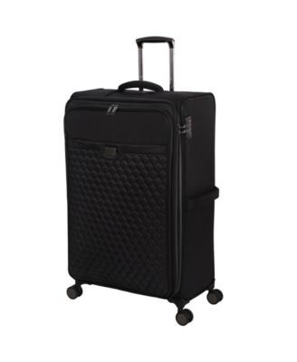 "32"" Spectacular Softside Semi-Expandable Spinner Suitcase"