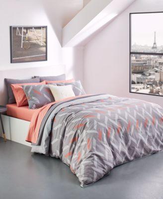 Lacoste Tamarin Twin/Twin XL Reversible Comforter Set