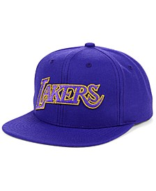 Los Angeles Lakers Team Gold Snapback Cap