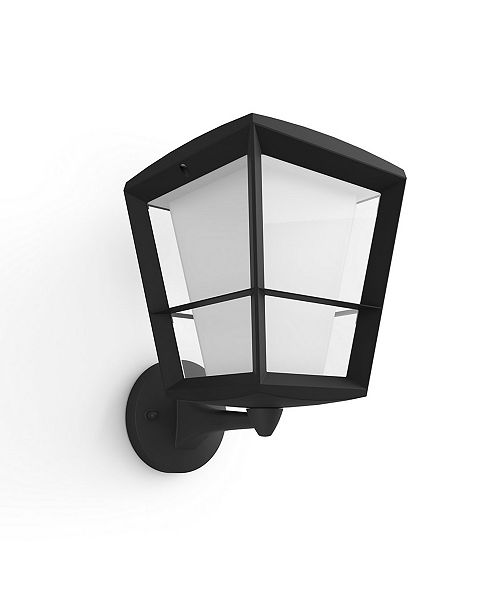 Philips Hue Outdoor Econic Bottom-Mounted Wall Lantern