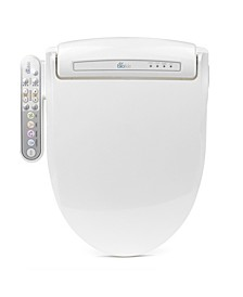 Prestige BB-800 Electric Smart Bidet Seat for Round Toilet