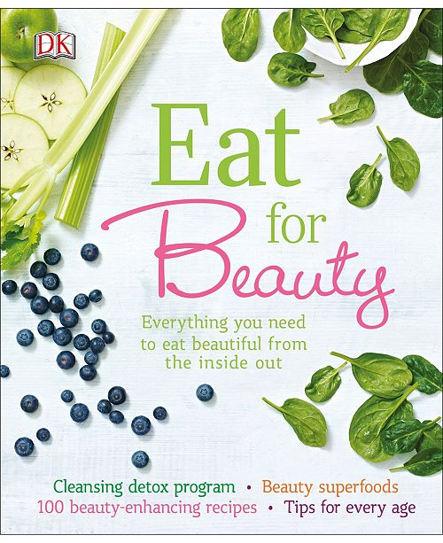 Penguin Random House Eat For Beauty by Susan Curtis and Tipper Lewis Book