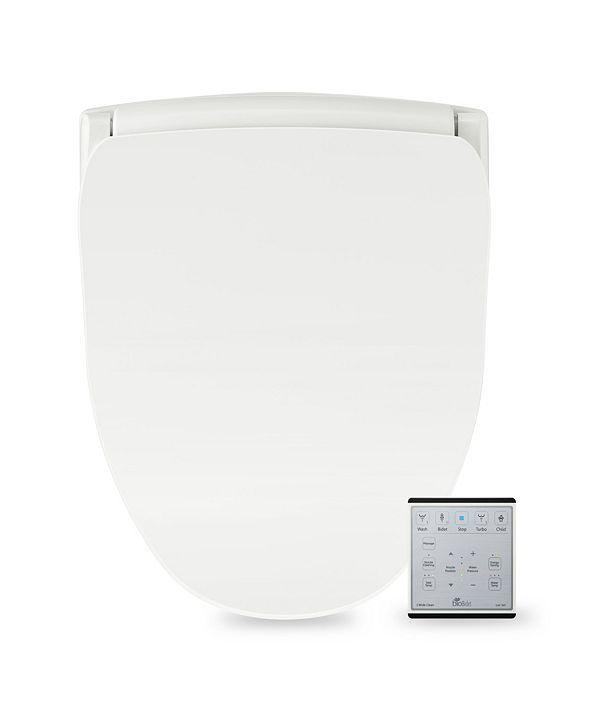 Bio Bidet Slim 2 Electric Smart Bidet Seat for Round Toilet