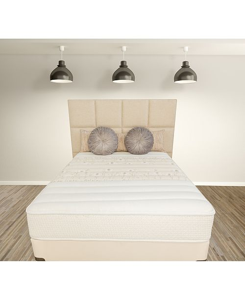 "Paramount Nature's Spa by Eden 12"" Cushion Firm Mattress- California King"