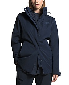 Westoak City Waterproof Trench Coat