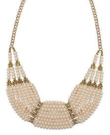 Accessories Beautiful Glass Statement Necklace