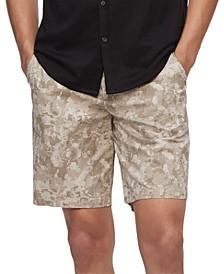 Men's Camo Twill Shorts