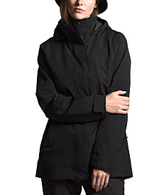 The North Face Women's Westoak City Waterproof Trench Coat