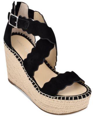 Calita Platform Espadrille Wedge Sandals