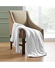 Wrinkle Resistant Plush Fleece Blanket, King